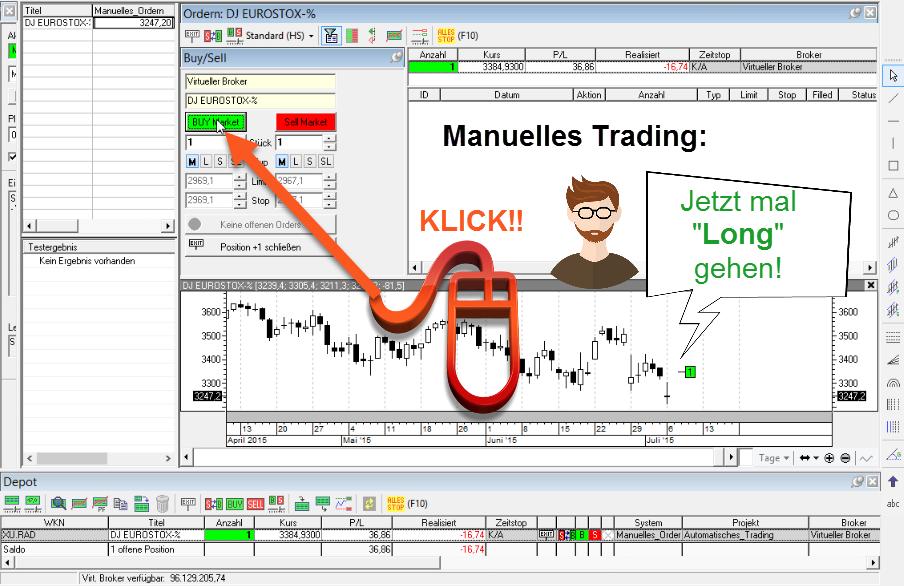 automatisches trading erfahrungen